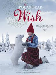the christmas wish book the polar wish a wish book by lori evert