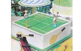 tennis cake toppers tennis cake decorations