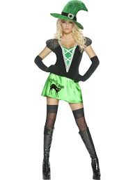 Extra Small Halloween Costumes Halloween Wicked Witch Costume Hat Gloves Size