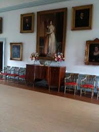 Entrance Hall Table by Hampton National Historic Site Vist The Renaissance Woodworker