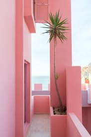 best 25 color interior ideas on pinterest green house design la muralla roja ricardo bofill calpe spain