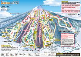 Snow Forecast Map Niseko Hanazono Resort Ski Resort Guide Location Map U0026 Niseko
