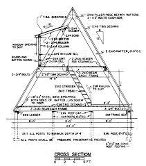 a frame blueprints cabin blueprints floor plans valine log loversiq