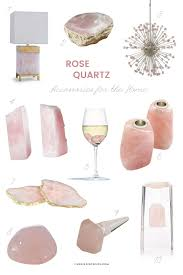 10 rose quartz decor accessories for your home