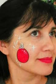 best 20 christmas face painting ideas on pinterest snow man