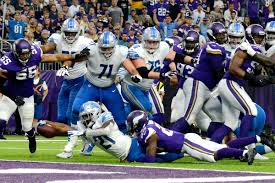 lions vs vikings thanksgiving football time tv schedule