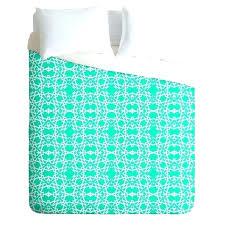 mint green duvet cover single mint green duvet cover ebay mint