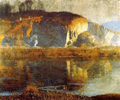 Impressionist Landscape Painting by Daniel Garber Impressionist Painter Impressionist Landscape