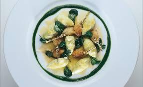 grenouille cuisine de gnocchi et cuisses de grenouille par alain ducasse