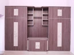 Small Bedroom Design With Wardrobe Wall Wardrobe Designs Zamp Co