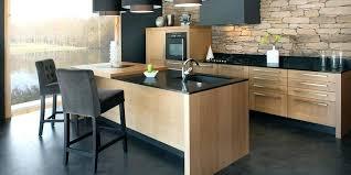cuisines en bois cuisine bois moderne deco cuisine bois et blanc id es de d coration