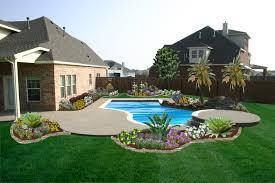 best backyard landscaping plush design landscape designs on a