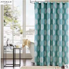 Modern Bathroom Shower Curtains - aliexpress com buy xyzls 2016 new modern bath curtain geometric