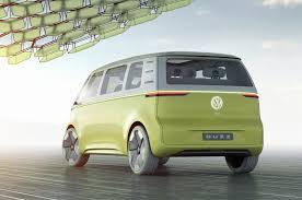 volkswagen i d buzz concept first look gratefully undead motor
