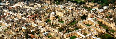 Map Of Oxford England by Visiting Oxford University Of Oxford