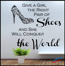 Marilyn Monroe Wall Sticker Wall Art Stickers Decors Quotes And Phrases Give A Girl The Right