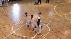 imagenes gif karate finals gif find share on giphy