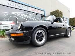 Porsche 911 Hardtop Convertible - 1984 used porsche 911 targa 37 000 original miles at schmitt