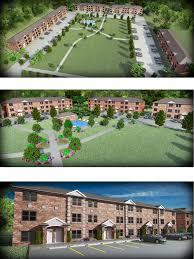 8 Plex Apartment Plans Midwest Render 8 Plex Apartments