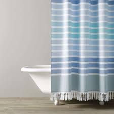 Turquoise Shower Curtains Shower Curtains Kassatex