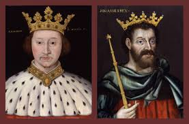 King Richard by Merchant Guilds Historiam Olim