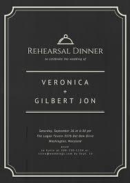 Wedding Rehearsal Dinner Invitations Templates Free Rehearsal Dinner Invitation Templates Canva