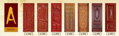 Wooden Door Design Residential Wooden Door Design Of China Painting Wood Door
