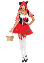 red riding wolf costume halloween costumes