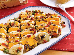 tangy marinated cheese recipe myrecipes