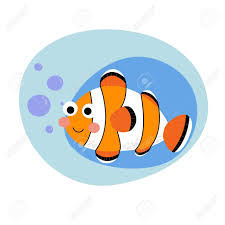 clown graphics 89 clown graphics backgrounds happy clownfish animal character isolated on white