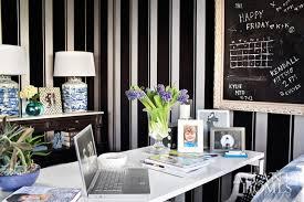 white and blue vertical striped wallpaper design ideas