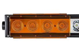 orange led light bar 6 snap on amber led light bar cover light bar supply