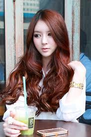 waivy korean hair style wavy hair extension clip korean fashion