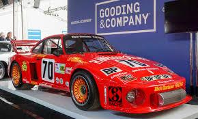 porsche 935 paul newman 25 cars sold for 260 million in 2016 autonxt