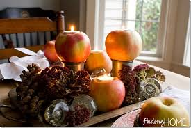 decoart entertaining thanksgiving centerpiece ideas