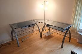 V Shaped Desk L Shaped Desk Office Depot Corner V 1 0 Gorgeous Step One Was