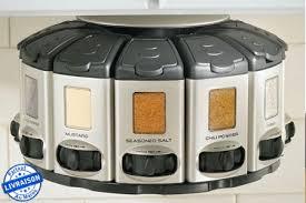 carrousel cuisine une cuisine de pro avec cette kitchenart carrousel à épices à 299