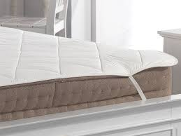 Sofa Bed Mattress Protector by Lancashire Textiles Slight Second All Year Around Wool Filled 100