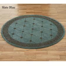 Half Circle Rugs Floors U0026 Rugs Blue Circle Rugs For Minimalist Interior Furniture