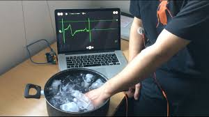 activate sympathetic nervous system with ice water stimulus youtube