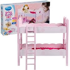 American Doll Bunk Bed Wooden Doll Bunk Bed And Bedding Fits American