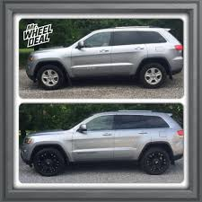 jeep cherokee black with black rims 20 9 u2033 xd series monster black wheels with 265 50 20 federal
