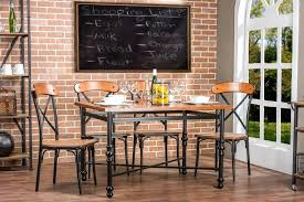 metal dining tables and chairs black metal dining room chairs