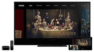 starz rolls out cheapest streaming service less than hbo showtime
