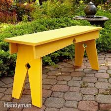 Picnic Table With Benches Plans 20 Garden And Outdoor Bench Plans You Will Love To Build U2013 Home