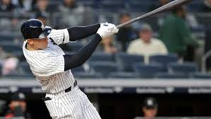 Aaron Judge Joins An Exclusive Club Of Yankees All Stars Pinstripe - no such thing as sophomore slump for aaron judge sny