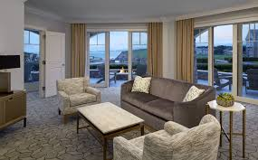 luxury fire pit suite in california the ritz carlton half moon bay