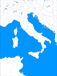 Map Of Ancient Italy by A Blank Map Thread Alternate History Discussion