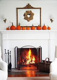 quick decor 87 exciting fall mantel décor ideas shelterness