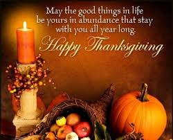 thanksgiving wishes wording to the status